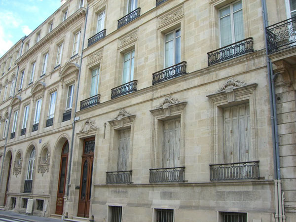 Chasseur immobilier ou d 39 appartement bordeaux cub for Location appartement cub bordeaux